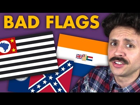 5 bad flags