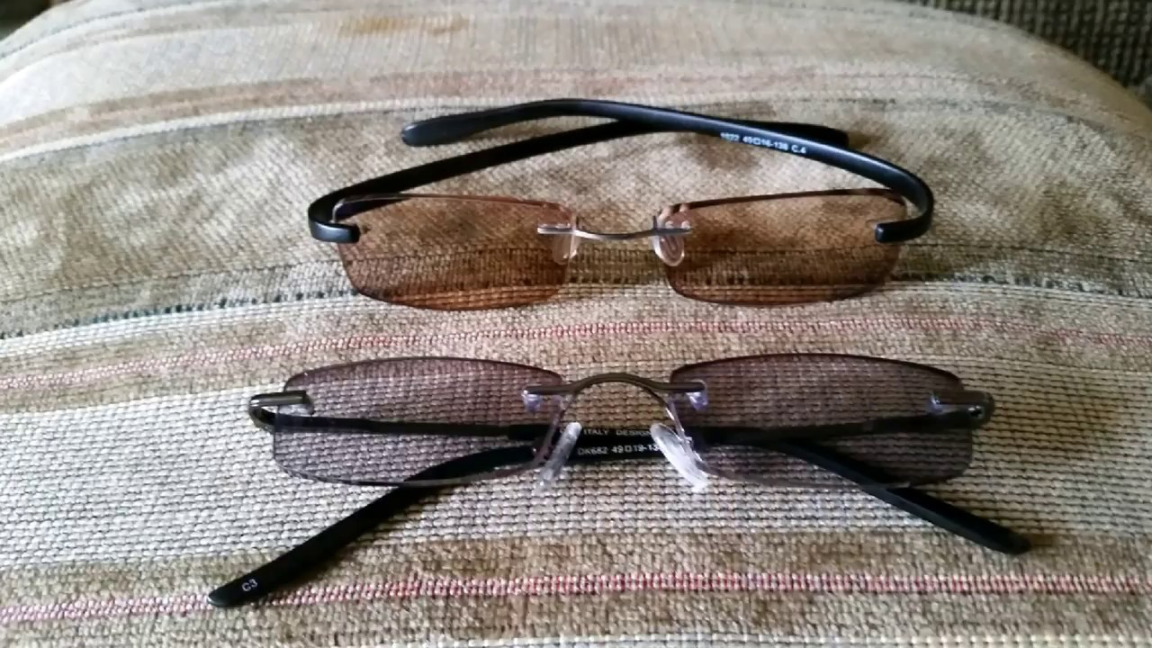 Goggles4u Grey And Brown Photocromic Lenses Youtube