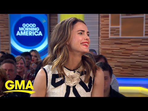 Keri Russell Says Upcoming 'Star Wars' Role Makes Her 'cool' To Her Kids   GMA