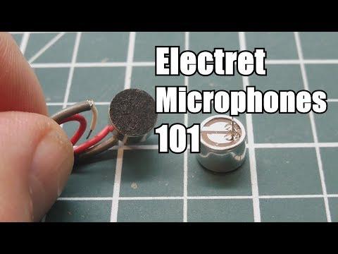 Electret Microphones 101