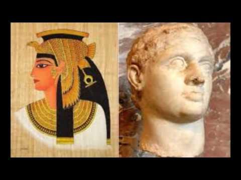cleopatra ancient egypt