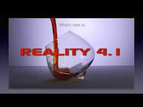 What's new in Reality 4.1