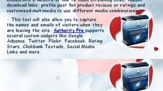 Authority Pro Theme Review
