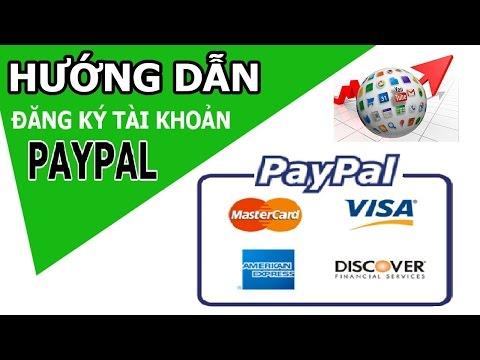 Hướng dẫn đăng ký và verify tài khoản Paypal mới nhất| Cách tạo tài khoản Paypal nhanh nhất