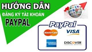 Hướng dẫn đăng ký và verify tài khoản Paypal mới nhất  Cách tạo tài khoản Paypal nhanh nhất
