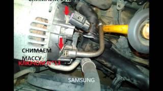 Снять термостат не снимая генератор VW Caddy(Как снять термостат не снимая генератор VW Caddy., 2016-12-27T20:35:28.000Z)