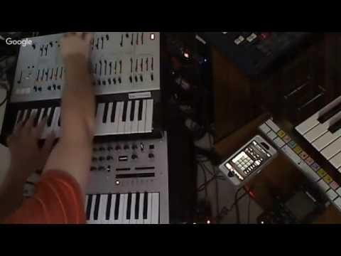 KORG Minilogue and ARP Odyssey Jams!