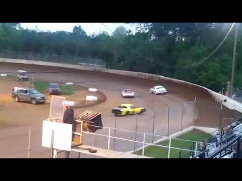 Lake Cumberland Speedway grassroots hobby stock hot laps 4/27/19