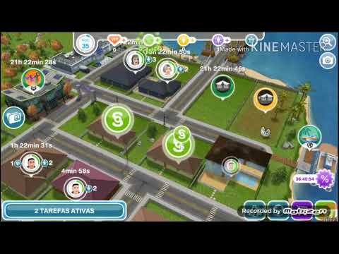 THE SIMS FREE PLAY pequena reforma