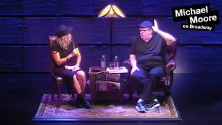 Milck (Michael Moore on Broadway Interview)