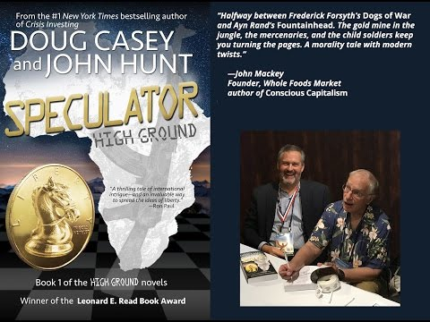 Ask Doug Casey A Question!