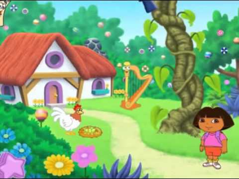 Dora The Explorer Fairytale Adventure Full Episode 79160 ...