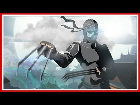 ЖАЛО ОСЫ мультик для детей игра Shadow Fight 2 бой с тенью БИТВА С ОСОЙ