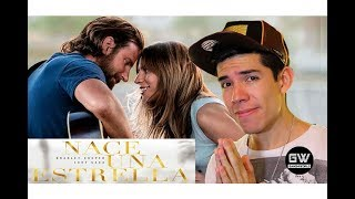 Nace una Estrella (Crítica/Review) ¿Oscar para Gaga?