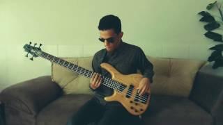 Davi Carvalho | Pleasure - Universal (Bass Cover)