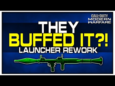 They BUFFED the RPG?!!! | Modern Warfare Launcher Overhaul