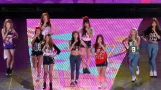 Video 소녀시대(SNSD) - I Got Boy + Dancing Queen.(Incheon Korean Music Wave 2013).FanCam.130901 download MP3, 3GP, MP4, WEBM, AVI, FLV November 2017