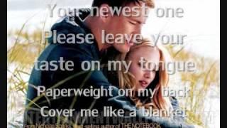 Dear John Paperweight