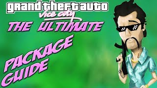 Gta Vice City Ultimate Hidden Package Location Guide Map Markers
