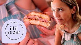 İstanbul'un Arka Sokaklarında En İyi Hamburgeri Arıyorum | VLOG | Yemek Videoları