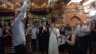 Videoclip: Justyna i Piotr i mali perkusiści. Świetna impreza/teledysk