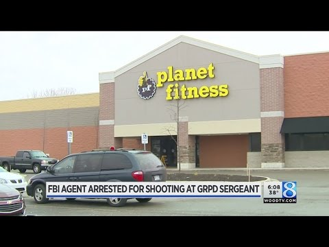 GRPD: Man Arrested For Shooting At Sergeant Works For FBI