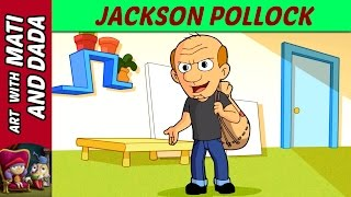 art with mati and dada jackson pollock kids animated short stories in english