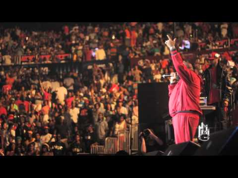 Rick Ross At Atlanta's Hot 107.9 Birthday Bash 2012!