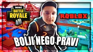 FORTNITE U ROBLOXU ?