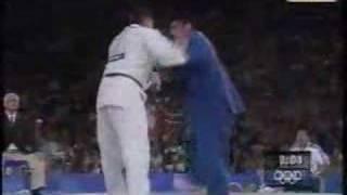 Shinohara VS Douillet - Worst Misjudgement in Judo History
