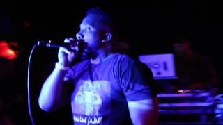 Dag Savage performs in Los Angeles at Los Globos April 9th 2016