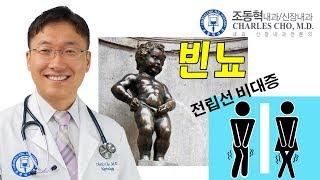소변을 자주보는 빈뇨, 그리고 다뇨와 남성에서의 전립선 비대증