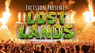 Excision Presents | Lost Lands Music Festival 2018