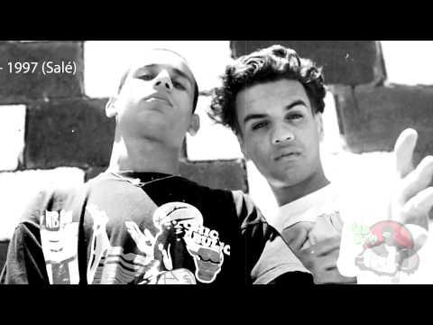 "2A ( Aminoffice & HMD ) - "" Rap Maghribi "" - (1996)"