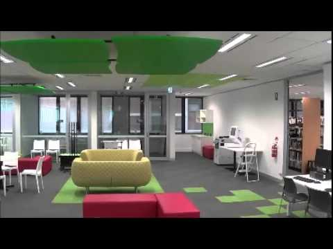 New Melbourne Campus Of CQUniversity