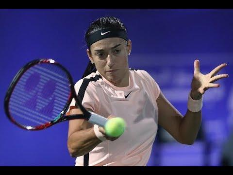 2018 Dubai First Round | Caroline Garcia vs. Lucie Safarova | WTA Highlights
