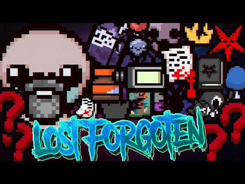 Joseph   The Binding Of Isaac Afterbirth †   The Lost Forgotten MOD