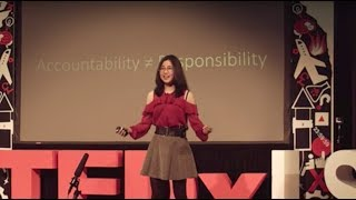 Accountability is not responsibility | Candy Gan | TEDxLSE