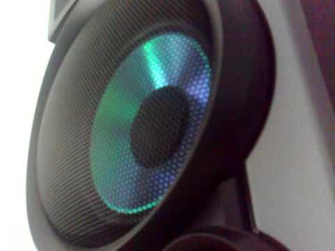 My Sony Genezi Stereo! MHC-GT111