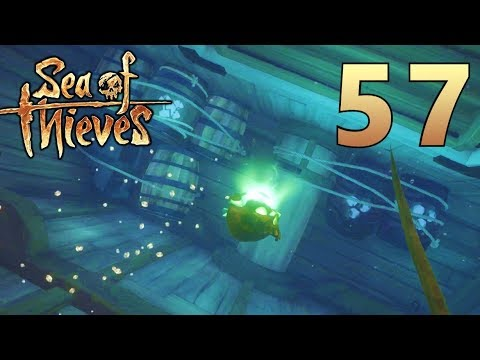 [57] Sunken Ships Filled With Loot!!! (Sea Of Thieves Gameplay PC)