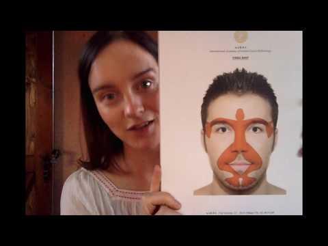 Facial Reflexology for the Upper Body (Dien Chan Zone®)