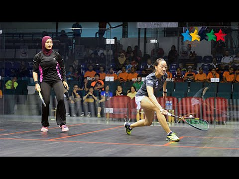 Final Women's Individual - 9th World University Squash Champ