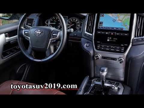 2020 Toyota Land Cruiser TRD Pro and Diesel
