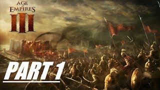 Age of Empires 3 2019 GAMEPLAY WALKTHROUGH 1 INTRO(CHEATS/HACK/MOD/FUNNY MOMENT/13th ANNIVERSARY)