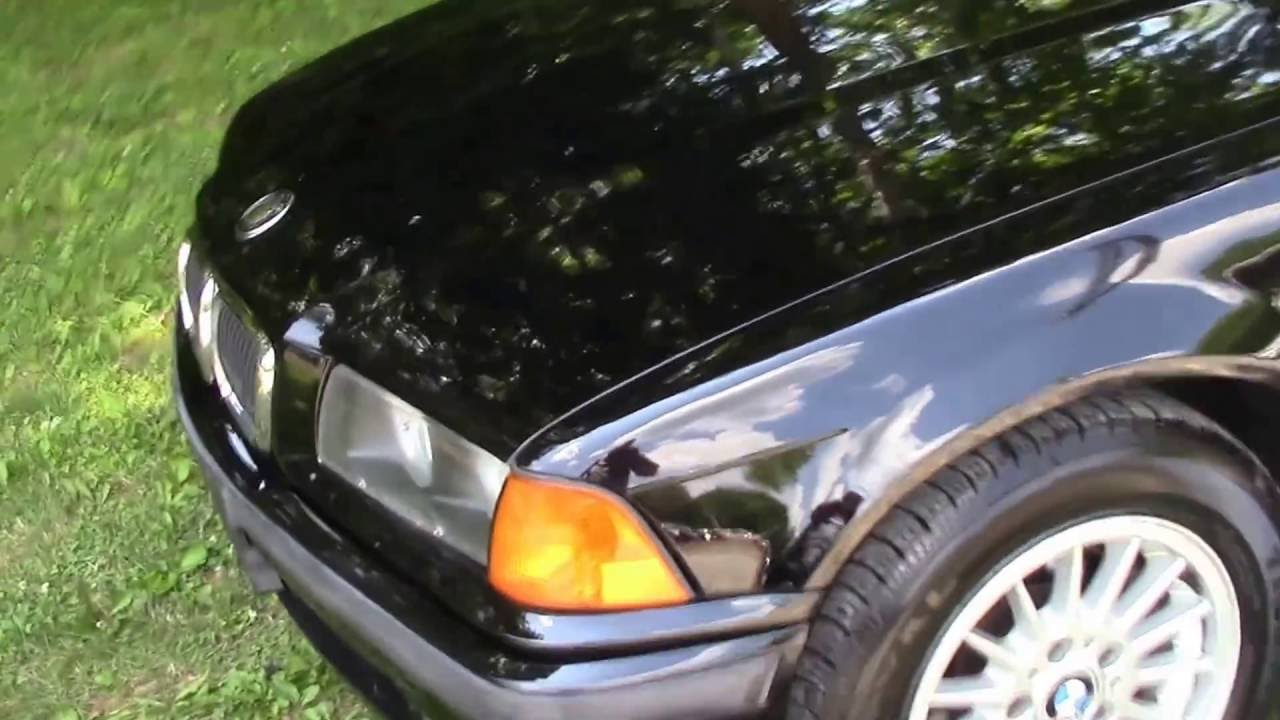 BMW Is Coupe Black For Sale YouTube - 1998 bmw 328i for sale