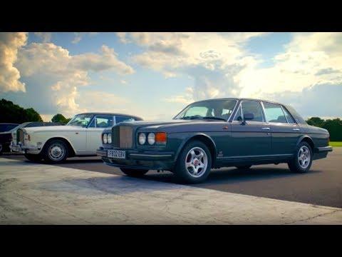 The NO HANDS Drag Race | Top Gear: Series 26