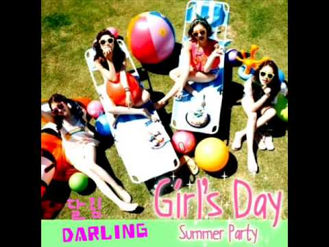 GIRL'S DAY (걸스데이) - DARLING (달링) Official Audio