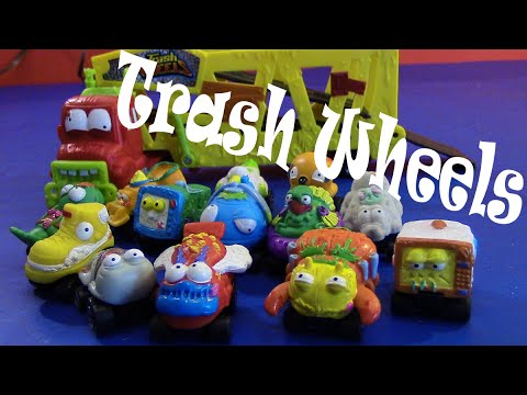 The Trash Pack Sewer Dump Slime Playset Unboxing By Toy Review Tv You