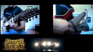 Slaughter To Prevail - Hell (Ад) (Cover) + (TABS)