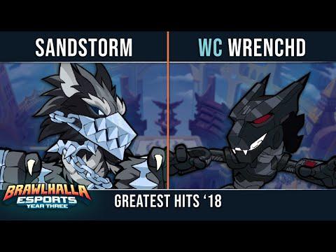 Sandstorm vs wrenchd